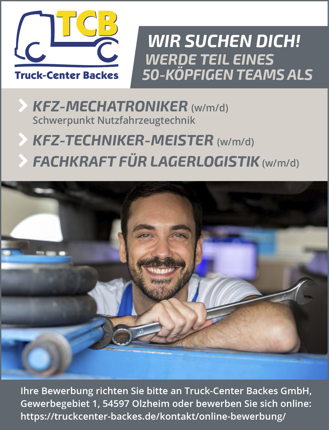 Truck-Center Backes GmbH
